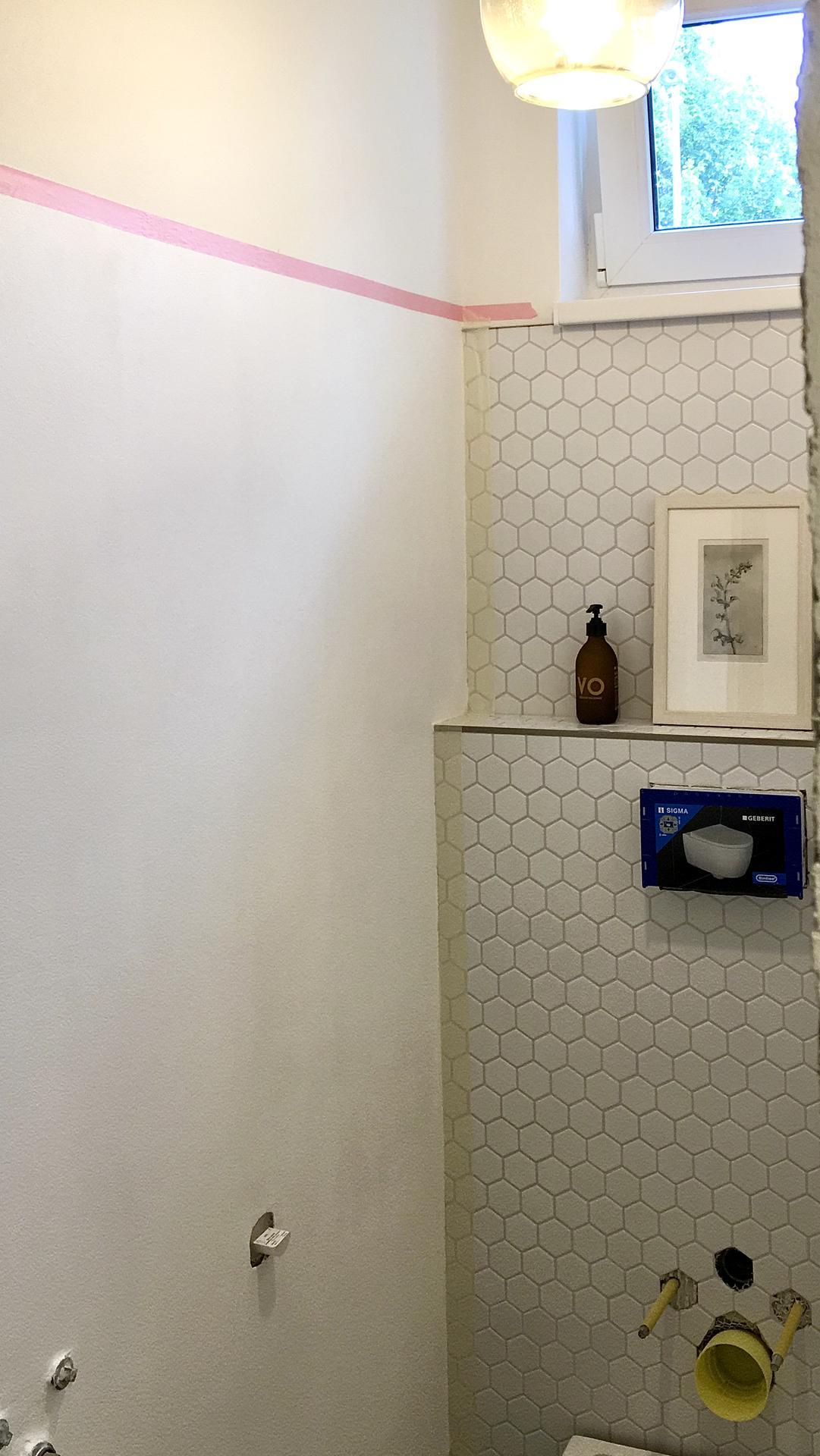 Mozaiku si přeji - Omyvatelná barva Tikkurila