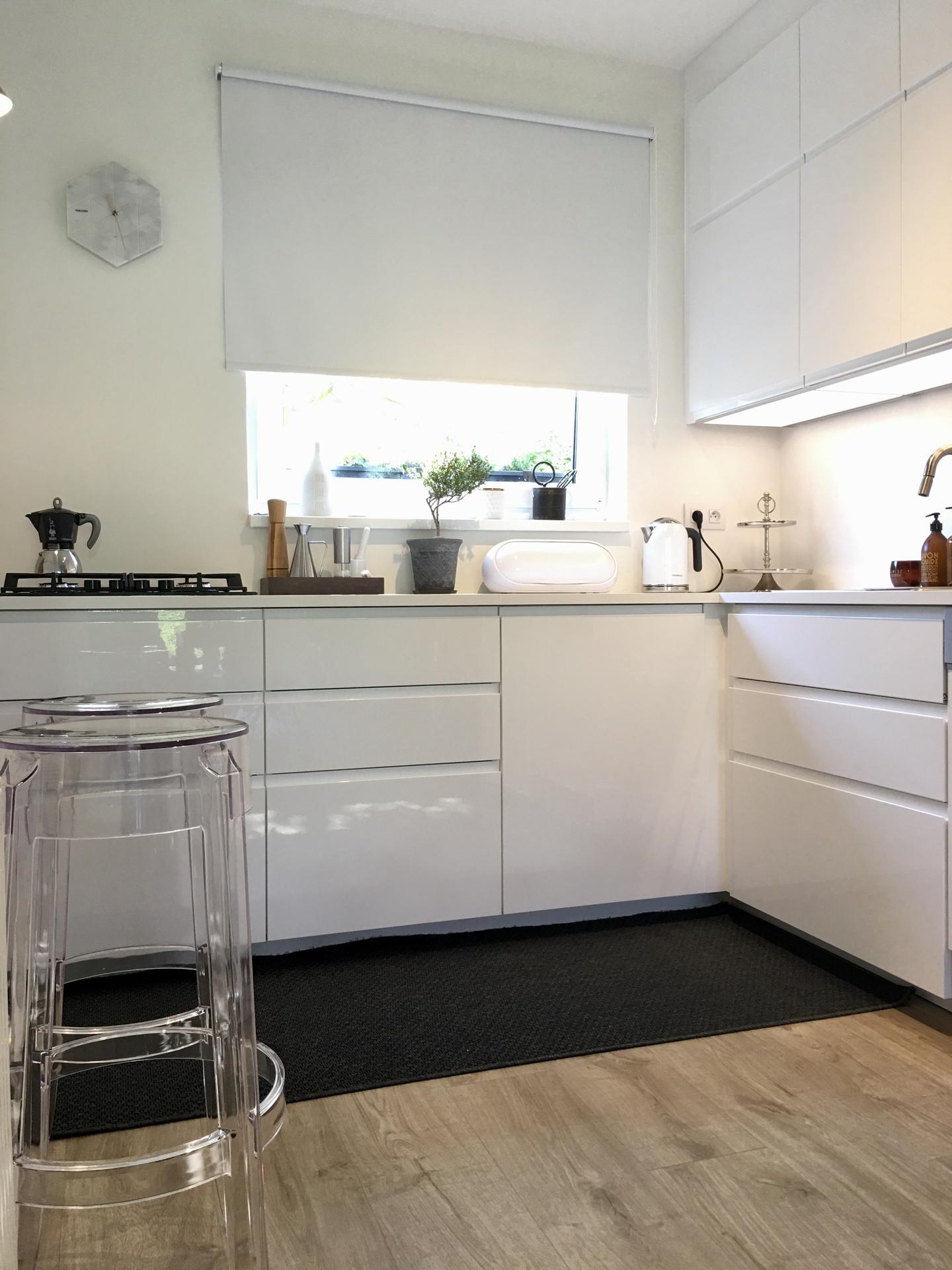 Proměny naší kuchyně - Velká spokojenost s osvětlením pracovní plochy Ikea IRSTA