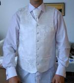Vesta+kravata+vreckovka, 50
