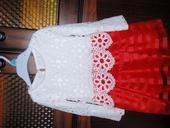 Bielo červené šatky , 92
