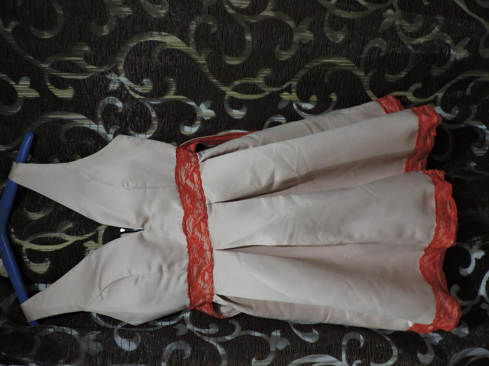 kratke šaty - Obrázok č. 1