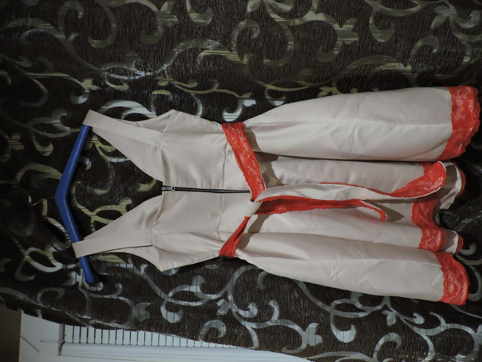 kratke šaty - Obrázok č. 2