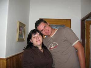Já a můj budoucí manžel :)