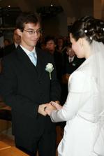 tu si hovoríme manželský sľub :)