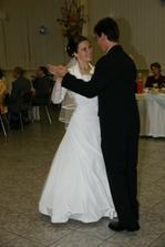 prvý spoločný tanec :)