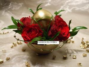 Skúška kvetinovej výroby..