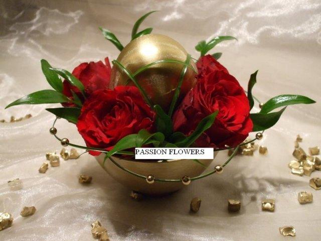 Od teraz až na furt.. - Skúška kvetinovej výroby..