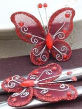 .. a ďalší motýlici na výzdobu..