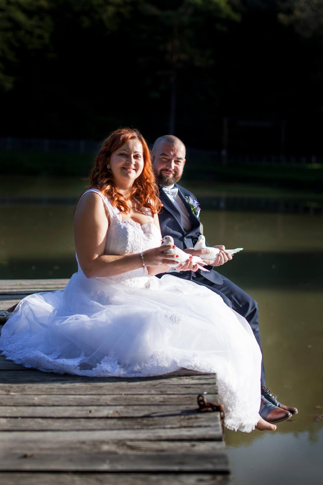 Naša svadba bola 29.7.2017,... - Obrázok č. 1