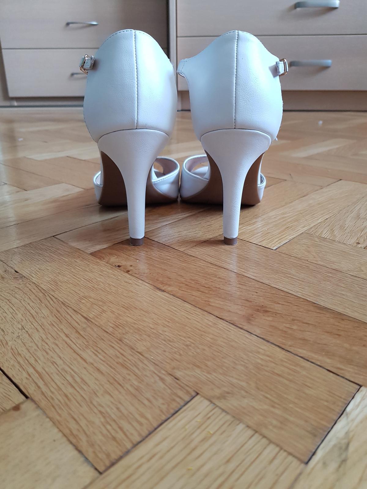 Svadobné pohodlné topánky - Obrázok č. 4