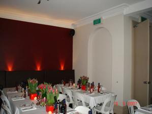 Settanta restaurant, Stanley street, Darlinghurst