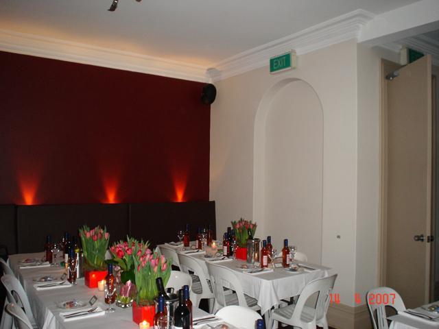 Gabriela{{_AND_}}Adam - Settanta restaurant, Stanley street, Darlinghurst
