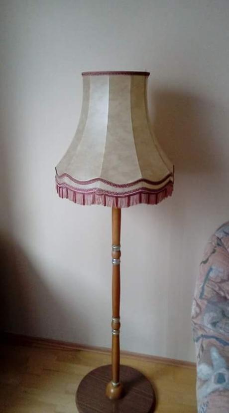 stojanova lampa - Obrázok č. 1
