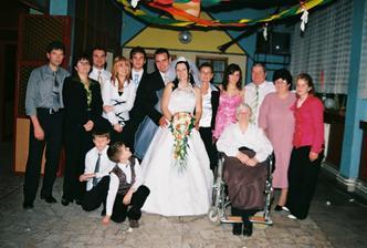 s manzelovou rodinou