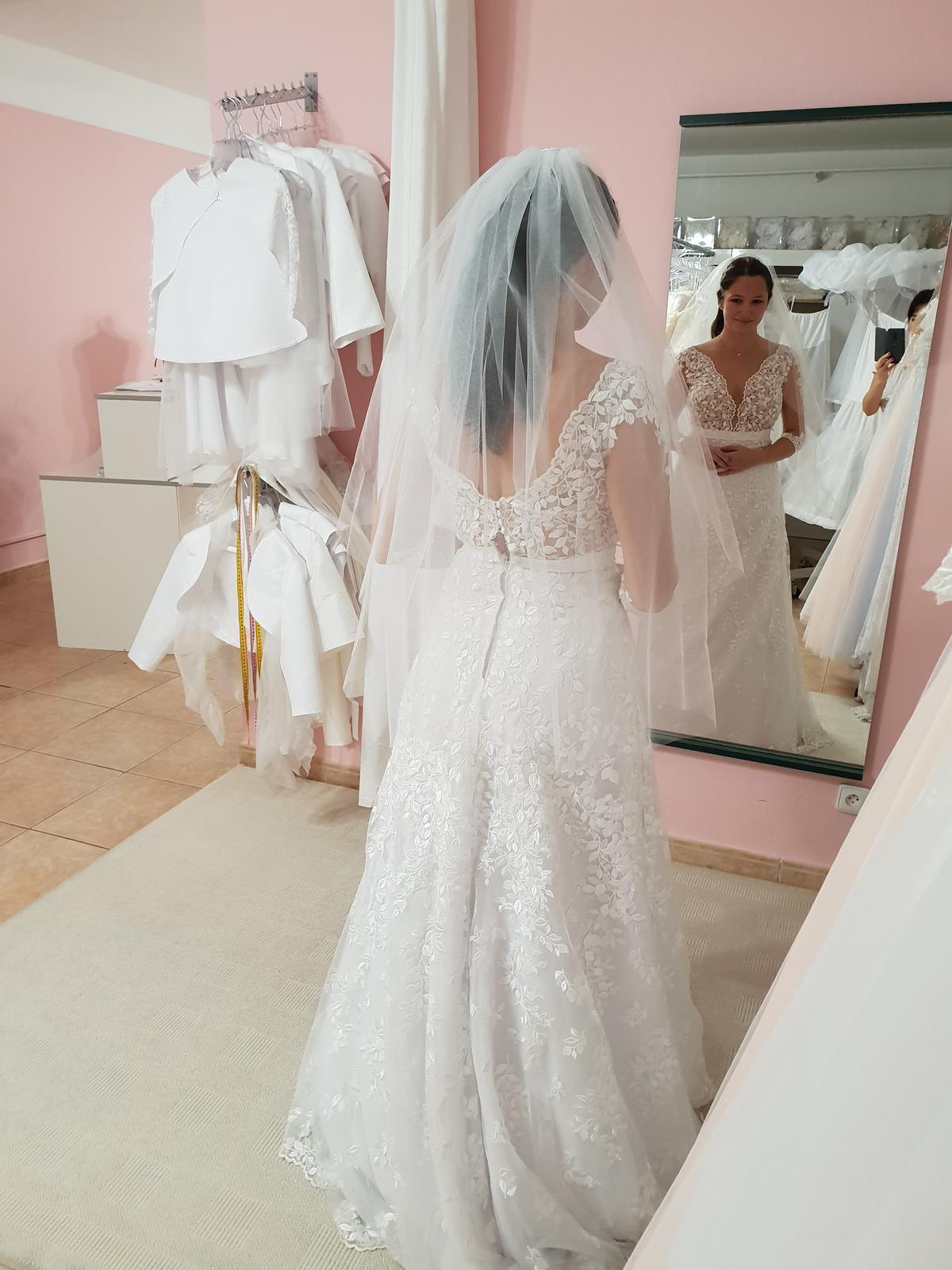 Svatební šaty - ano nebo ne  - - Svatební šaty f7fd5ba8e6