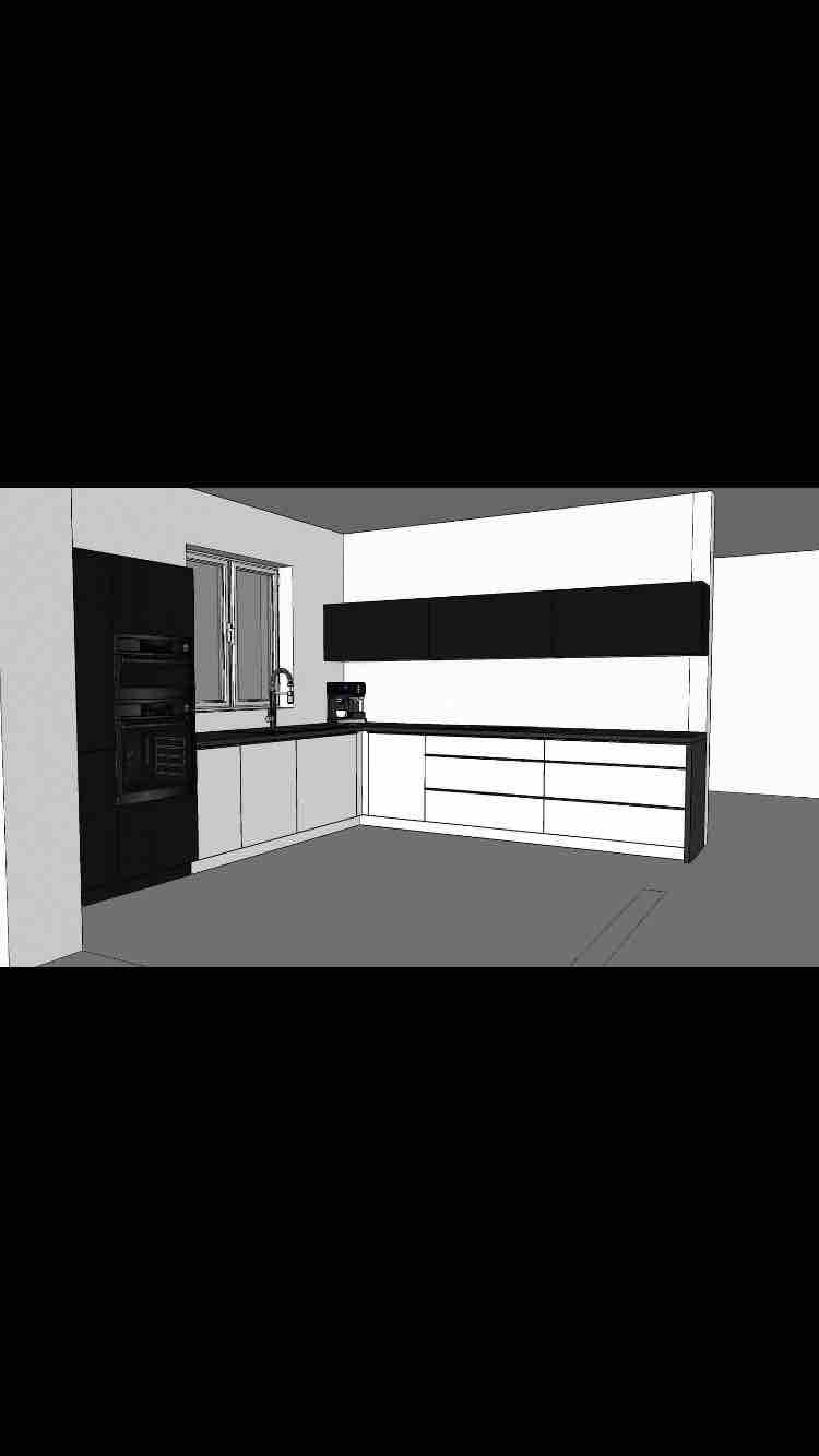 Krok po Kroku ku snu 🏡 - Finálny návrh kuchyne