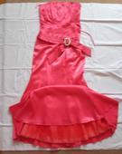 Dlhé spoločenské korzetové šaty, veľkosť č. 36/38, 37