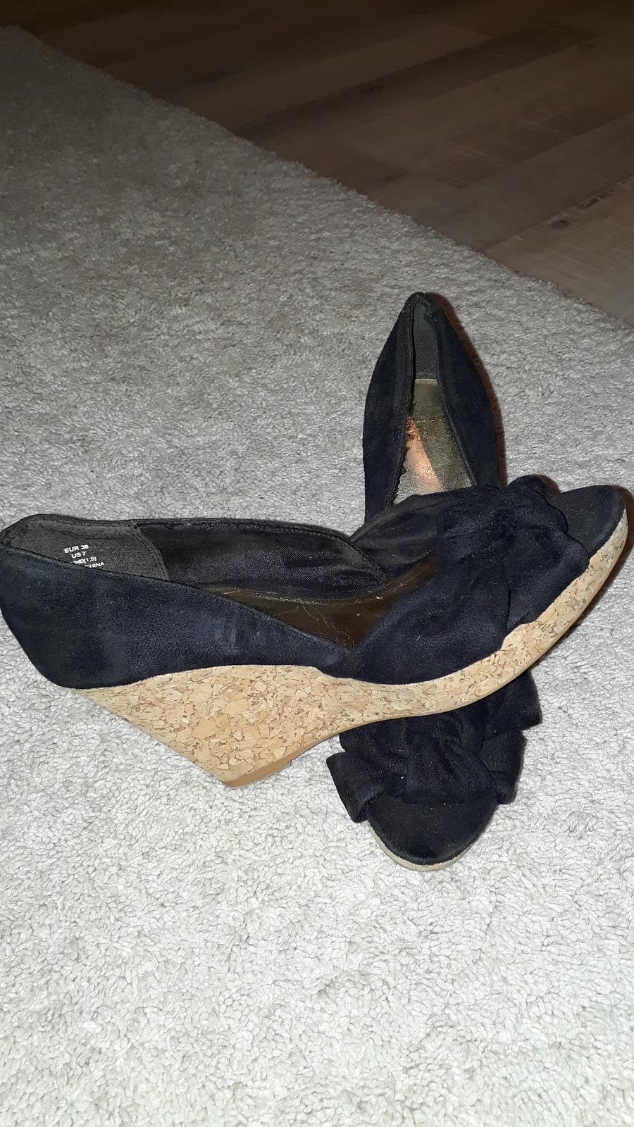 sandale hm na platforme - Obrázok č. 2