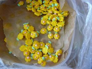 mamky výroba zdobeníčka na cukroví :)