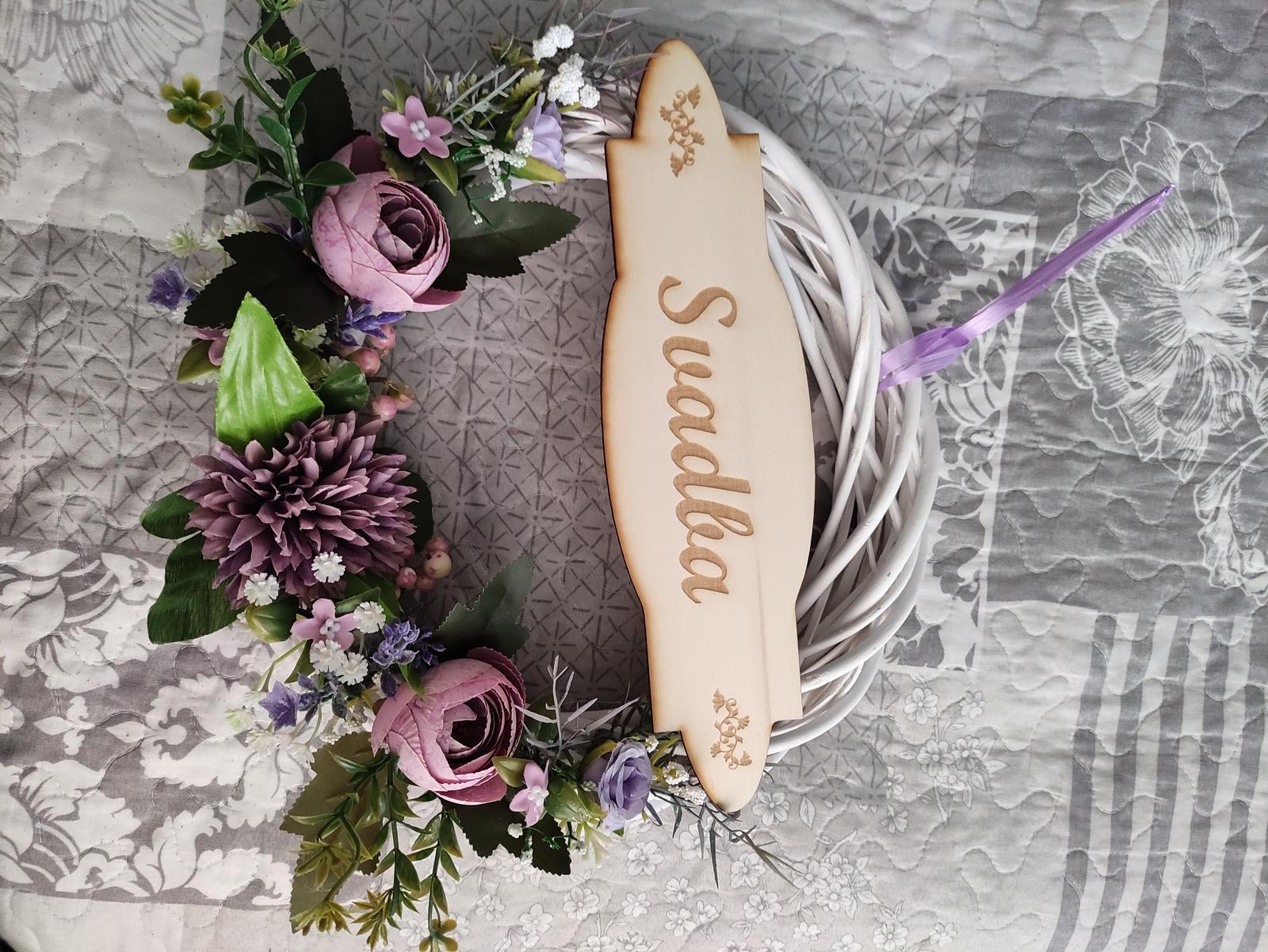 Veniec svadba - Obrázok č. 2