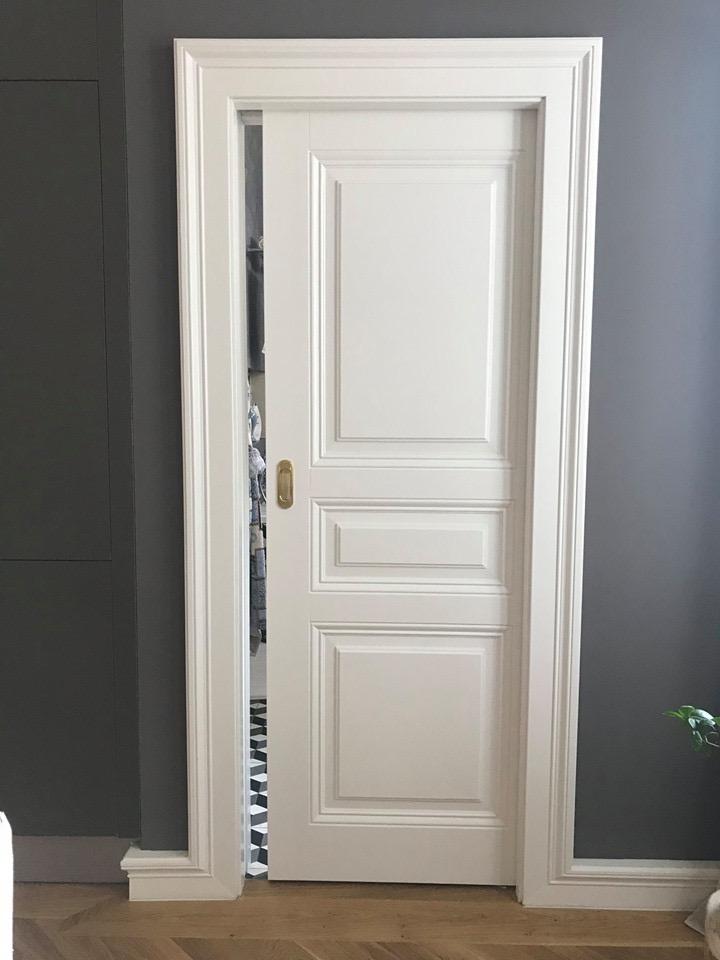 Heslo: Extravagancia & Luxus ❤️ - Firma Vdd nám vyrobý masívne dvere na mieru... toto nieje foto z bytu je to fotka dverí ako budú vypadať tie naše😉