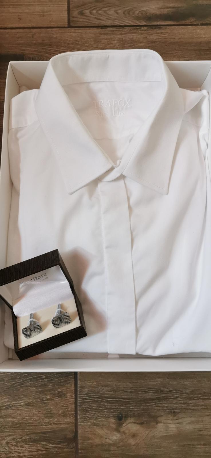Košeľa pre ženícha - Obrázok č. 1