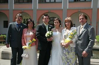 S rodičema