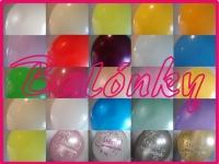 Róbko a Heďka - ... balóniky nemôžu chýbať, treba myslieť aj na menšie deti ...