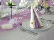 Róbko a Heďka - ... už mám aj fialové servítky, čo som sa ich len nahľadala :°) ...