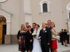 ... my s rodinou ...