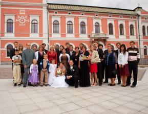 ... fotka s časťou hostí ...