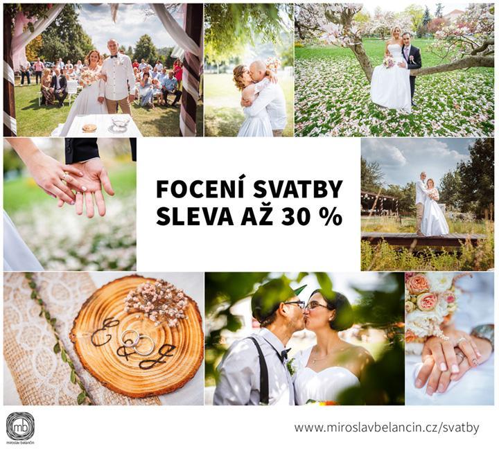 Ahoj,  aktuálně nabízím slevu až 30% na různé fotobalíčky.  více info na www.miroslavbelancin.cz/svatby - Obrázek č. 1