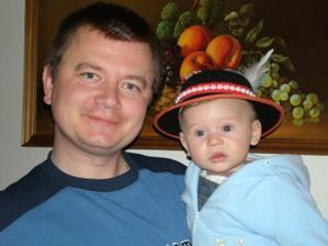 Lucasko a tatinko