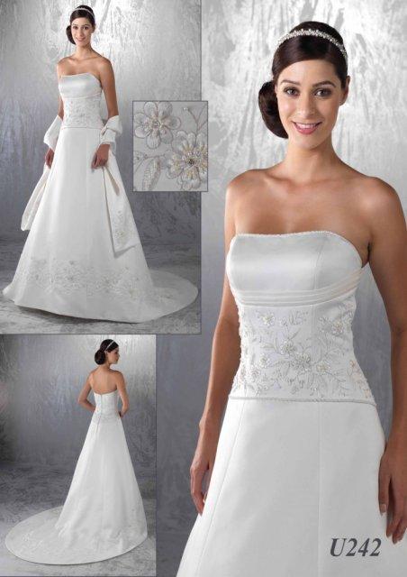 Svadobné inšpirácie - šaty