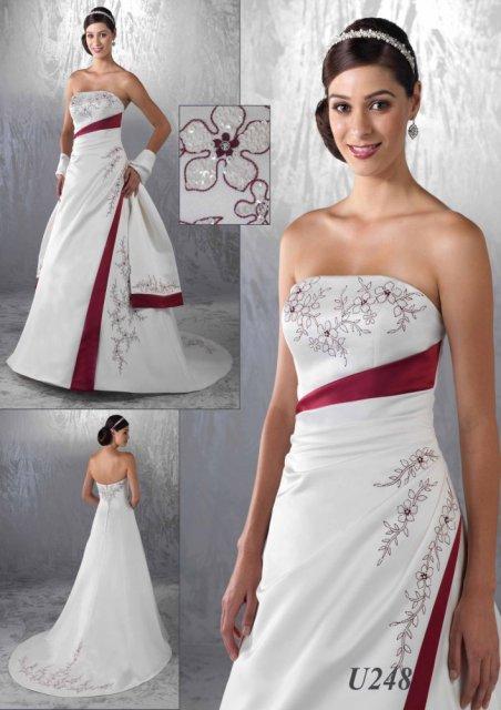 Svadobné inšpirácie - šaty2