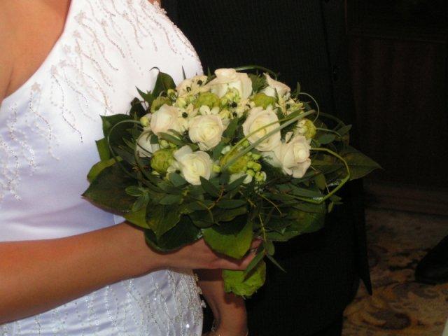 Svadobné inšpirácie - moja kytička