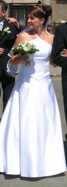 Svadobné inšpirácie - moje šaty,jednoduché