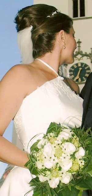 Svadobné inšpirácie - účes