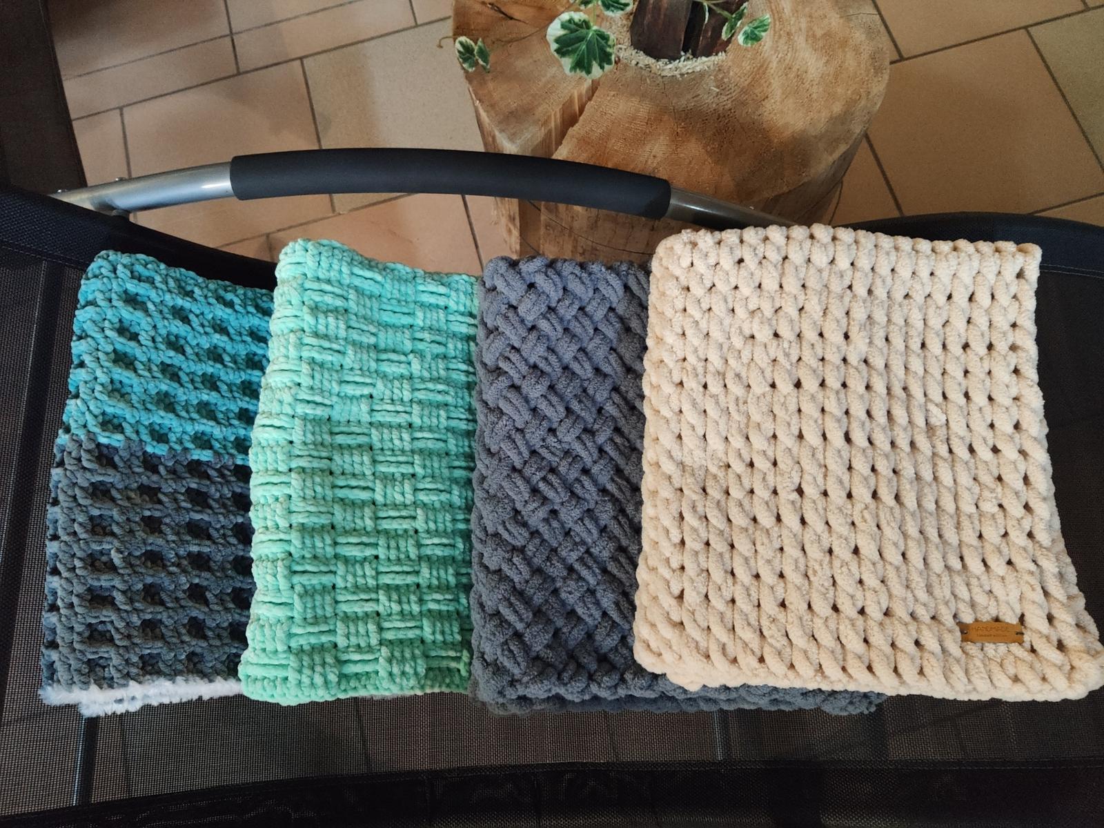 Háčkované dětské deky - Obrázek č. 3