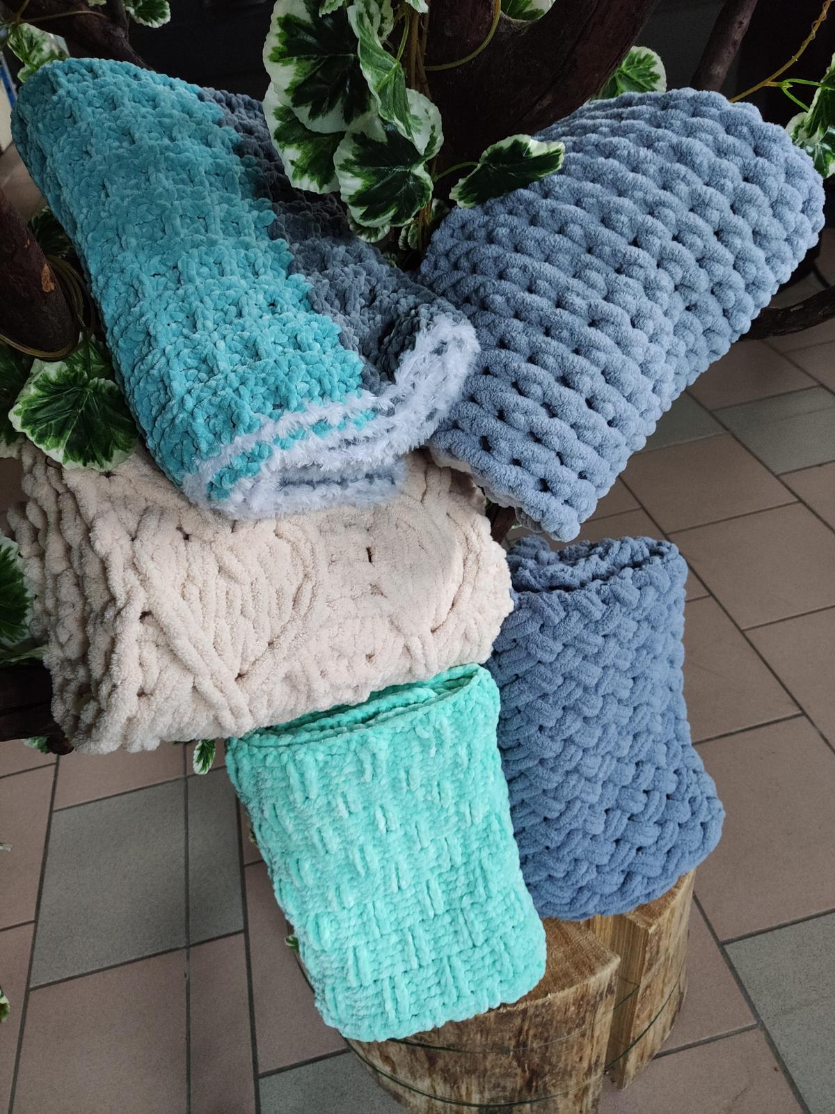 Háčkované dětské deky - Obrázek č. 1