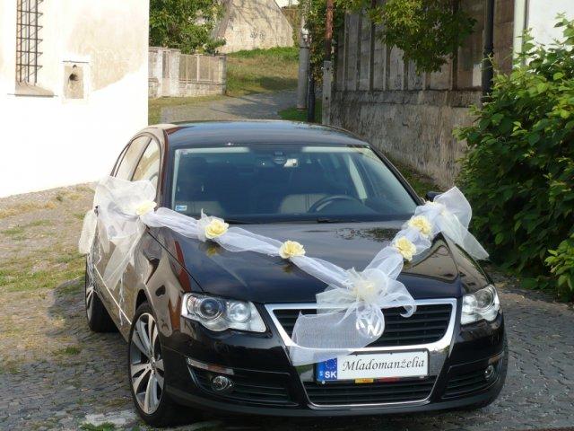 Zuzana Turzová{{_AND_}}Marián Kamenčík - naše svadobné autíčko