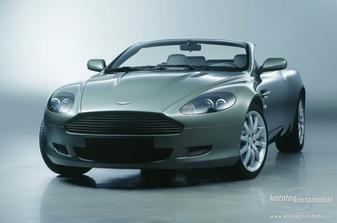 Tímhle pojedu na obřad - Aston Martin