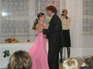Stevo s tanecnickou Hankou