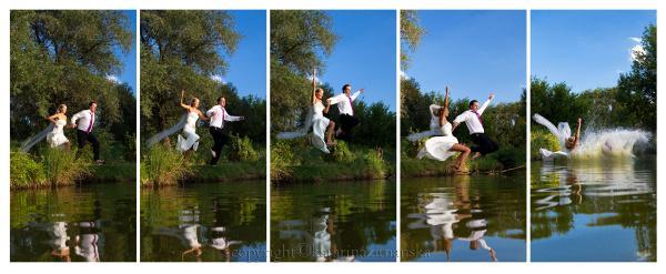 Svadobná nádhera - uff..dobry ulet :)