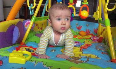Ondrášek - 6 měsíců