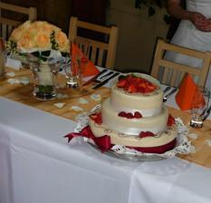 nádherný a moc dobrý dort