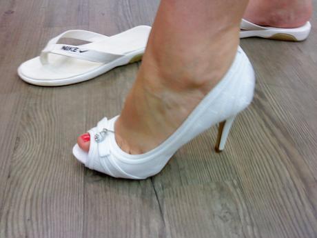 Anka a Lukaš - topánočky