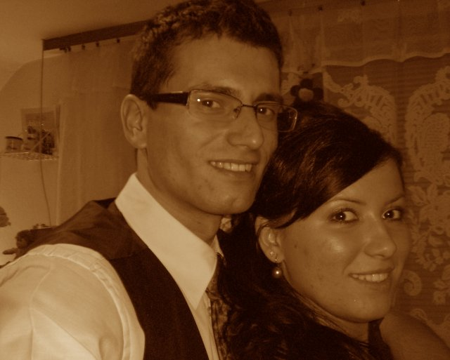 Anka a Lukaš - asi 3 roky dozadu