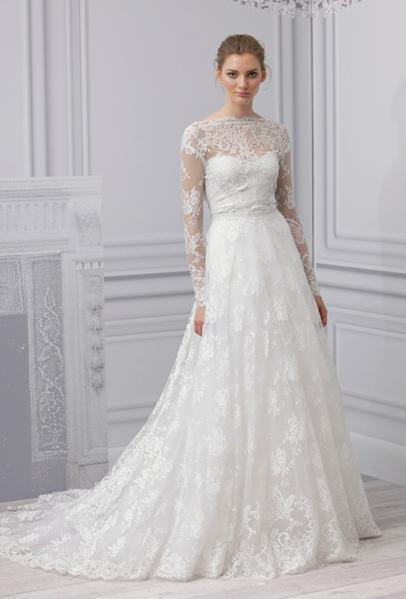 Krajkové svatební šaty - doporučte - - Svatební š... 3397867f30