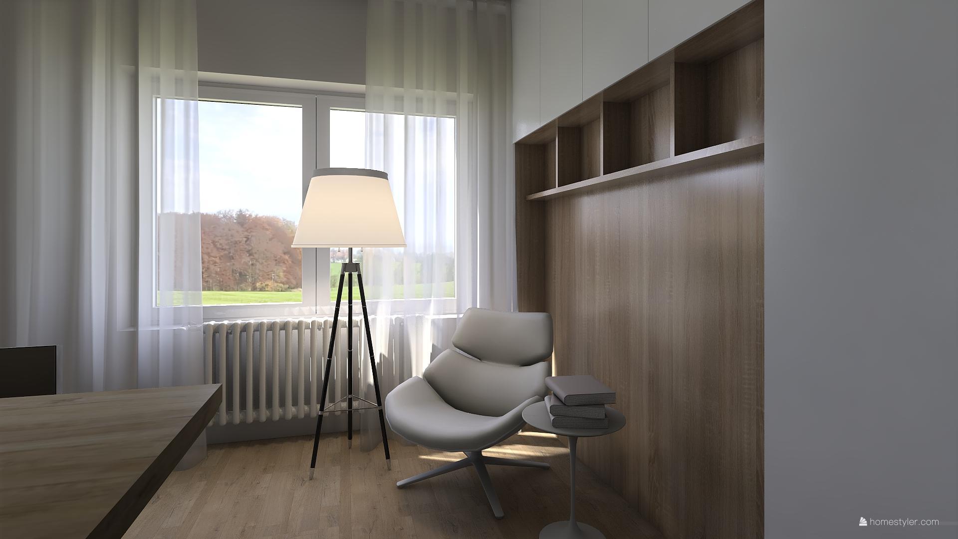 Vizualizace obýváku s kuchyní pro @iuanecka - Obrázek č. 12